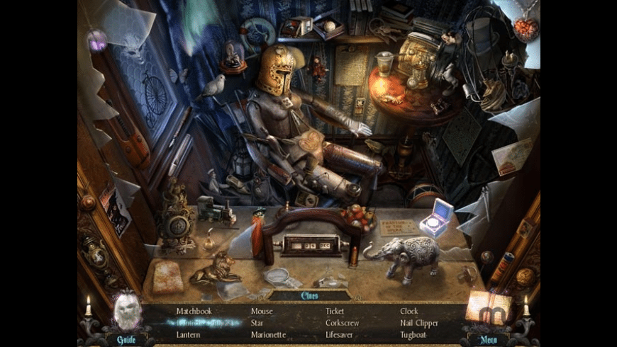 Mystery Legends: The Phantom of the Opera CE for Mac - review, screenshots