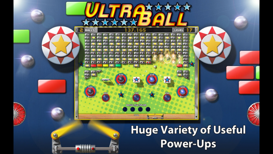 UltraBall for Mac - review, screenshots