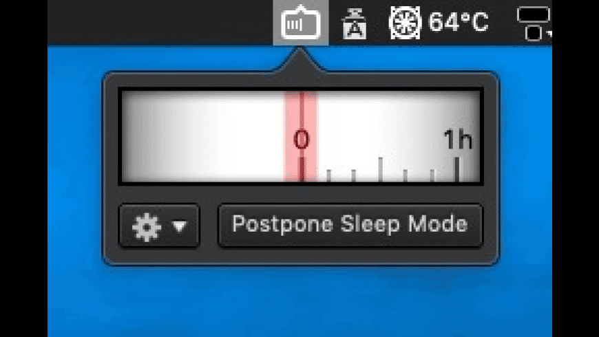 Sleep No More for Mac - review, screenshots