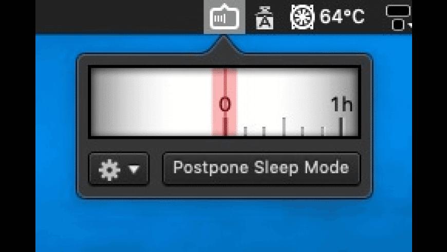 Sleep No More for Mac - review, screenshots