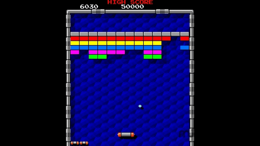 Mac Arkanoid for Mac - review, screenshots
