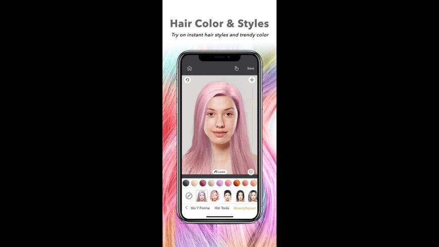 Perfect365 for Mac - review, screenshots
