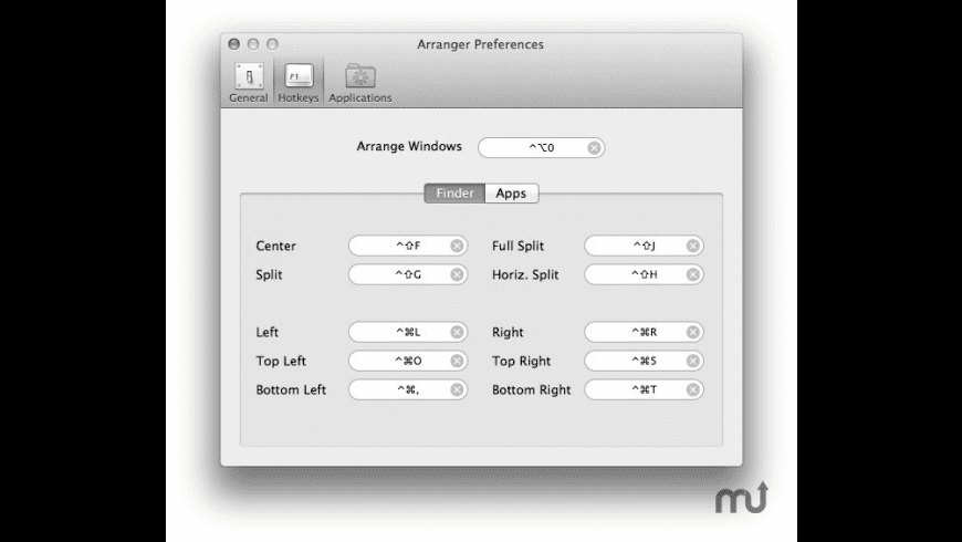 Arranger for Mac - review, screenshots