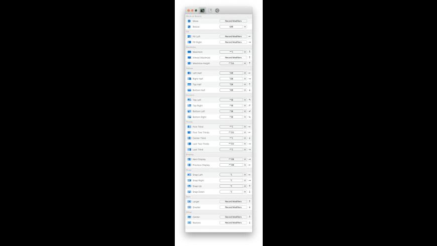 Hookshot for Mac - review, screenshots