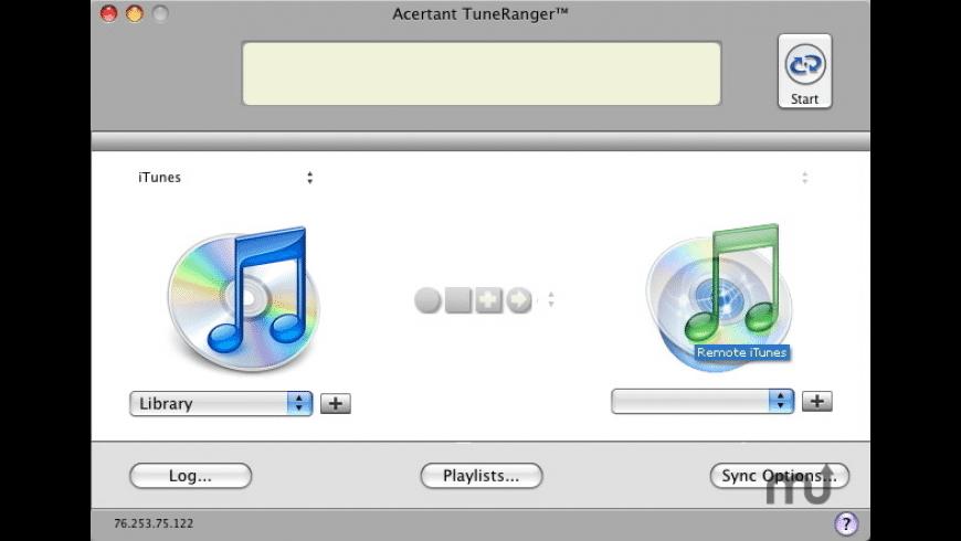 TuneRanger for Mac - review, screenshots