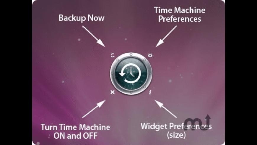 Time Machine Launcher for Mac - review, screenshots