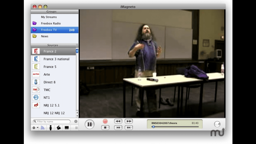 iMagneto for Mac - review, screenshots