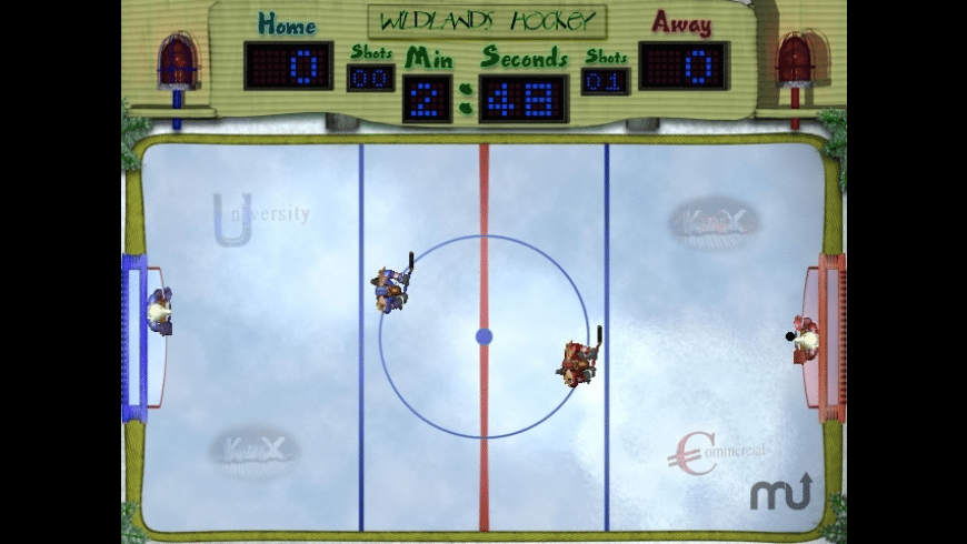 WildLands Hockey for Mac - review, screenshots