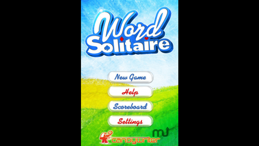 Word Solitaire for Mac - review, screenshots
