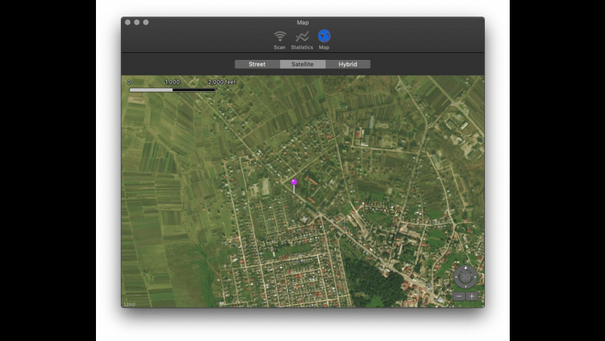 AirRadar for Mac - review, screenshots