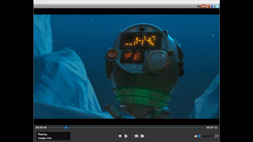 Free Mac Blu-ray Player for Mac - review, screenshots