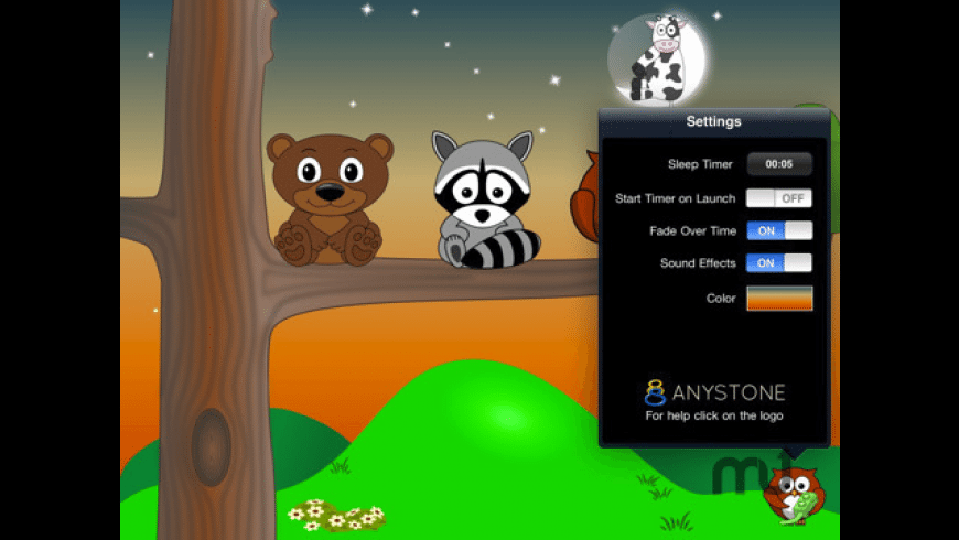 Tuto\'s Nite Light for Mac - review, screenshots