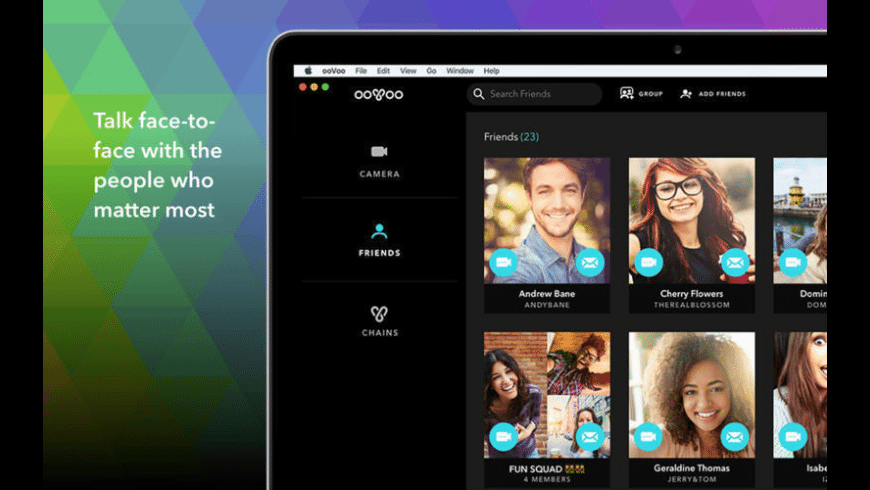 ooVoo for Mac - review, screenshots