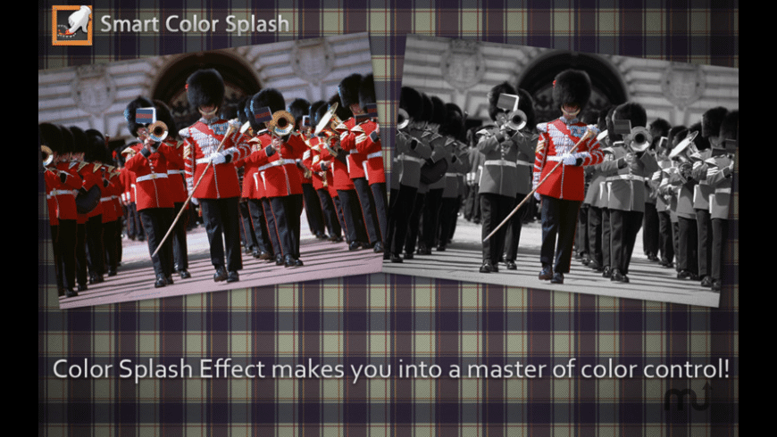 Color Splash Smart for Mac - review, screenshots