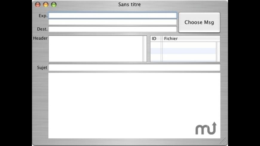 MsgViewer for Mac - review, screenshots