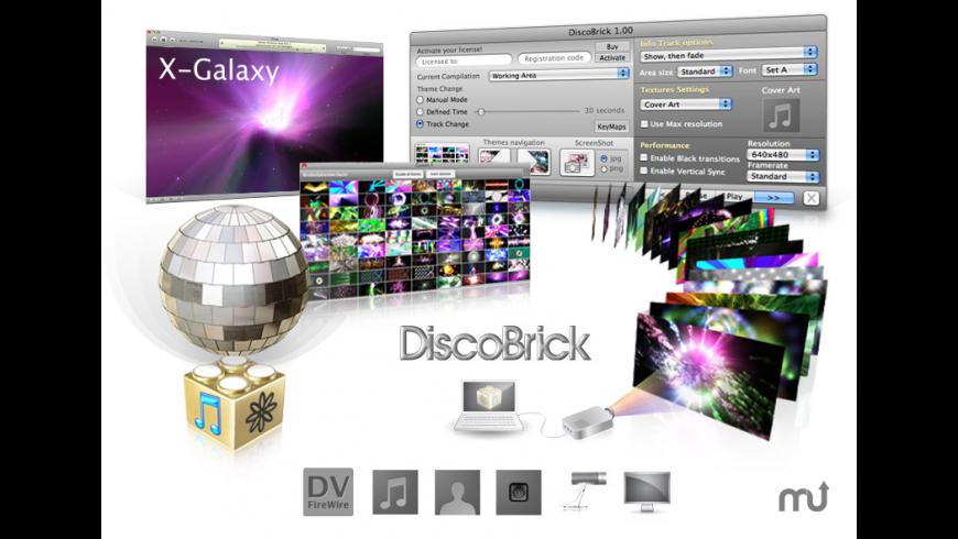 DiscoBrick Plugin for Mac - review, screenshots