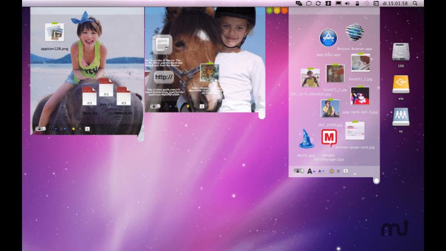iXiu for Mac - review, screenshots