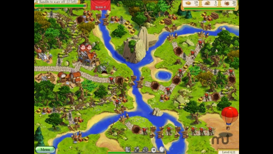 My Kingdom for the Princess II for Mac - review, screenshots