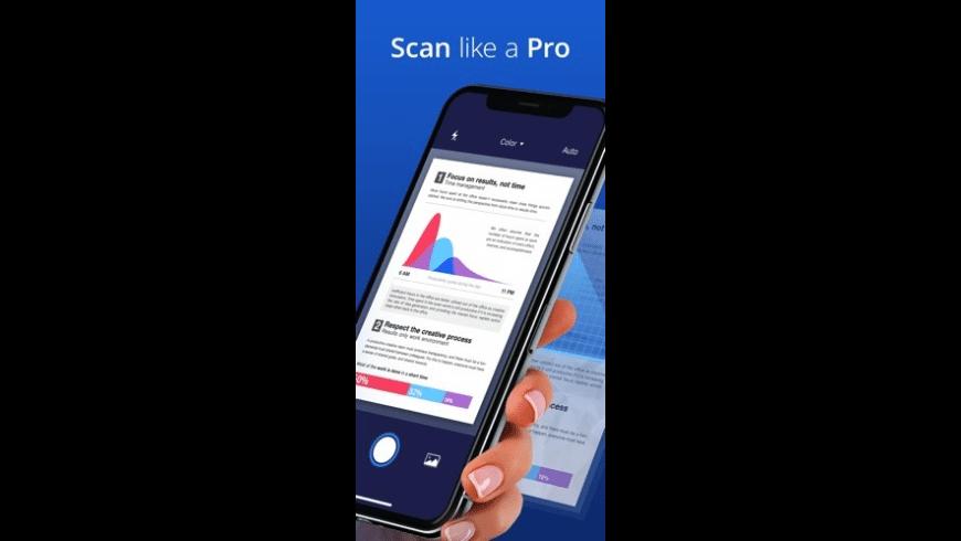 Scanner Pro for Mac - review, screenshots