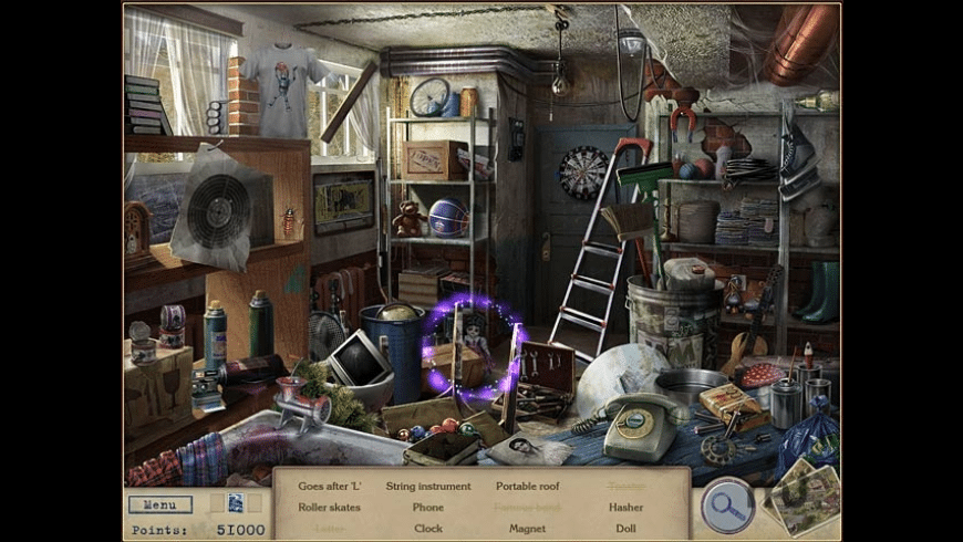Letters from Nowhere for Mac - review, screenshots