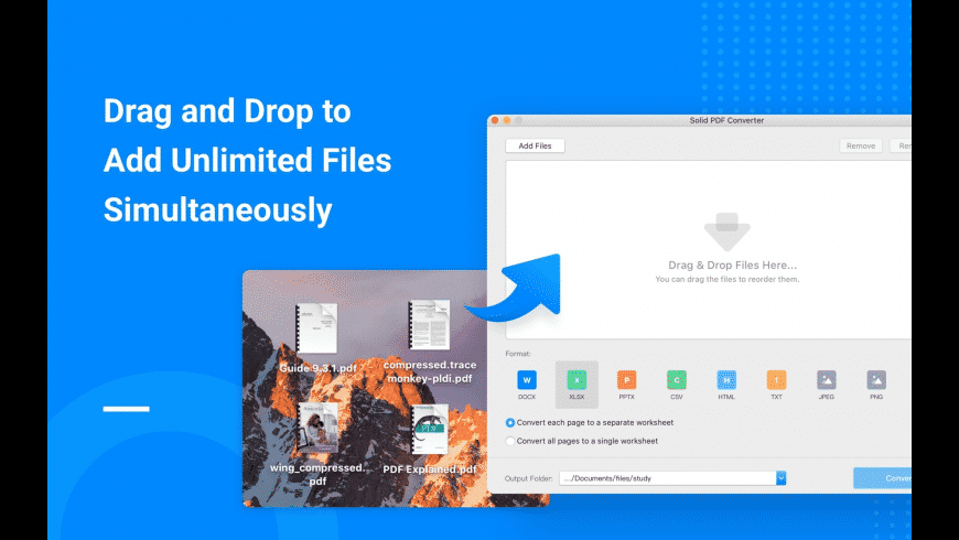 Solid PDF Converter Pro for Mac - review, screenshots