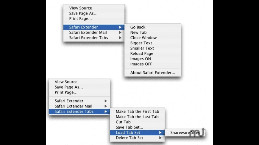 Safari Extender for Mac - review, screenshots
