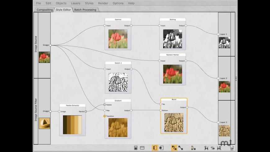 PostworkShop Artist Edition for Mac - review, screenshots
