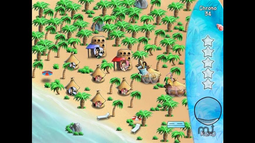 Tropical Mania for Mac - review, screenshots