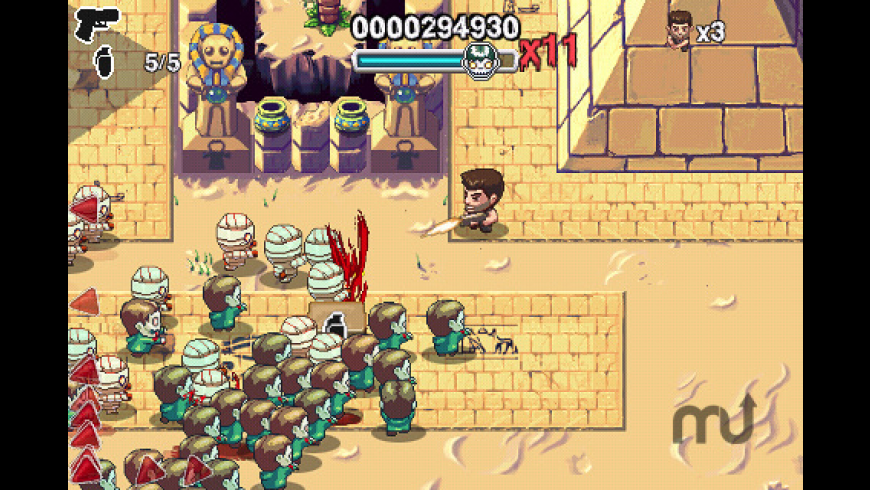 Age of Zombies for Mac - review, screenshots