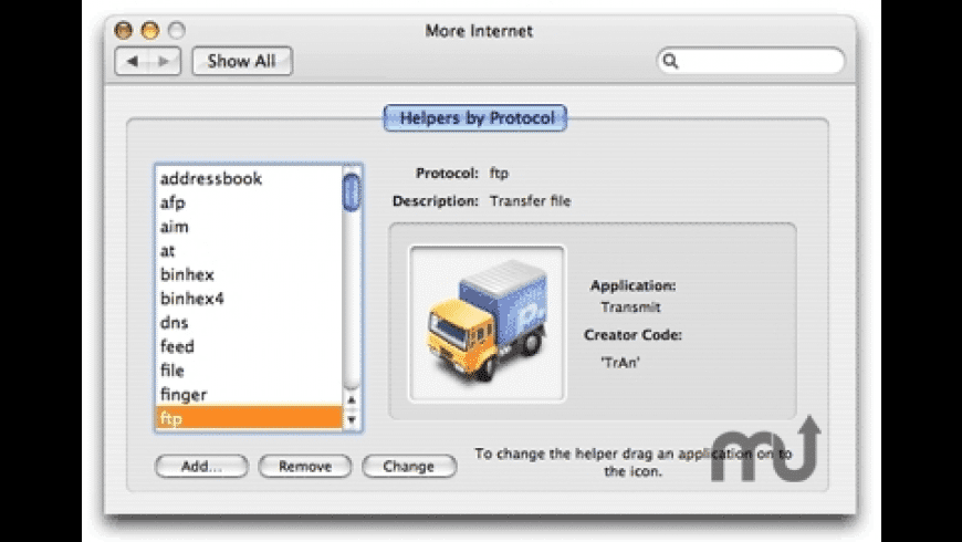 More Internet for Mac - review, screenshots