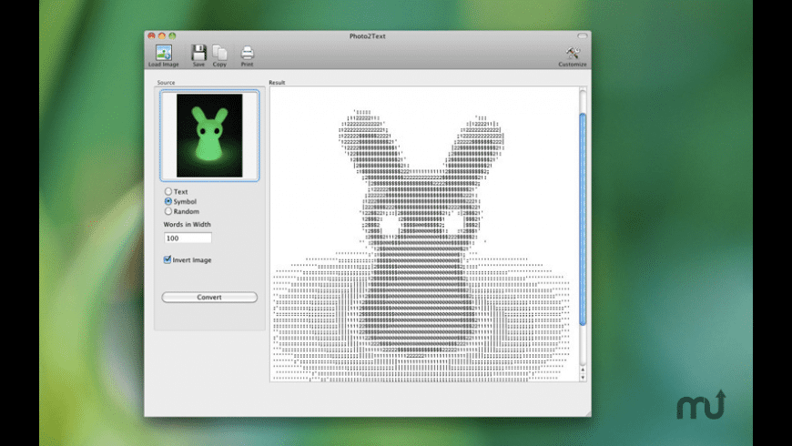 Photo to Text for Mac - review, screenshots