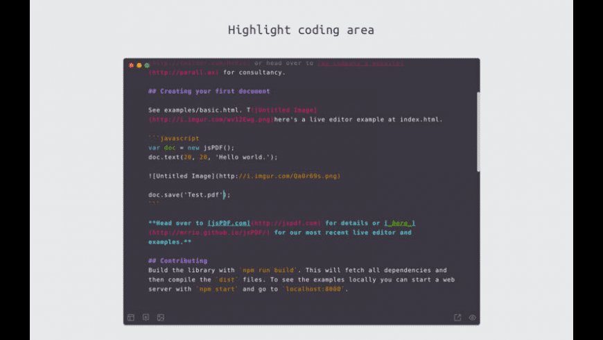 WordMark for Mac - review, screenshots