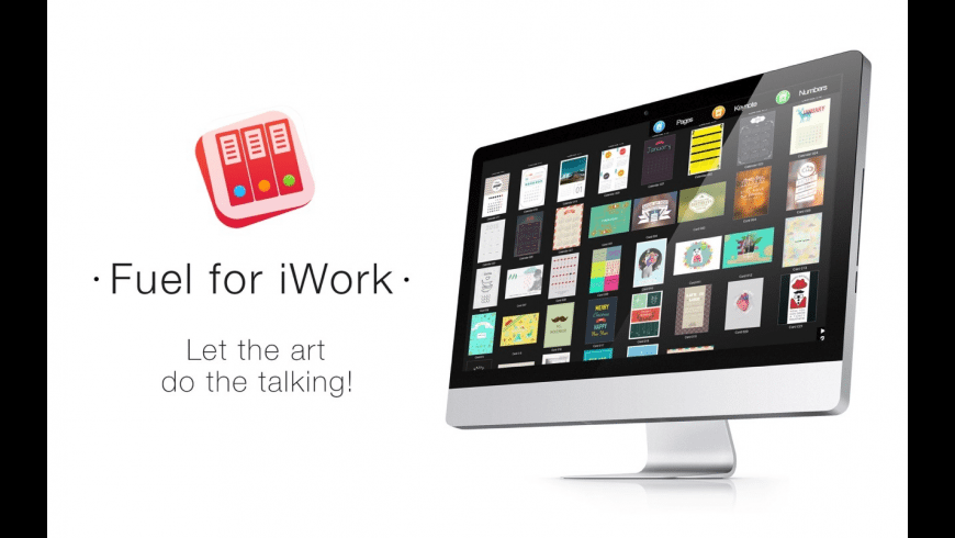 Fuel for iWork for Mac - review, screenshots