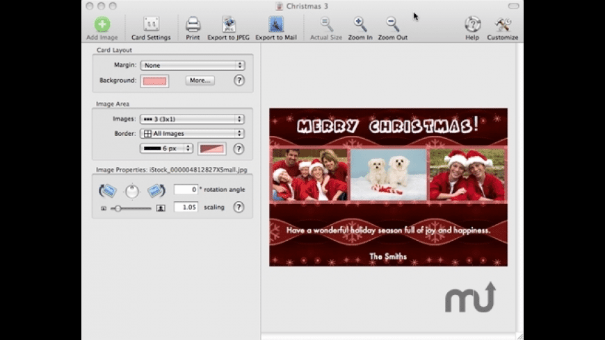 HappyHolidays! for Mac - review, screenshots