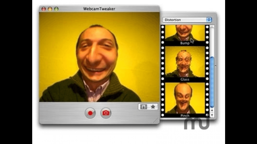 WebcamTweaker for Mac - review, screenshots