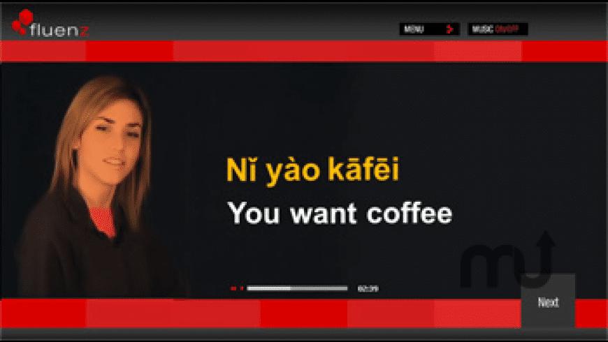 Fluenz Mandarin 1+2 for Mac - review, screenshots
