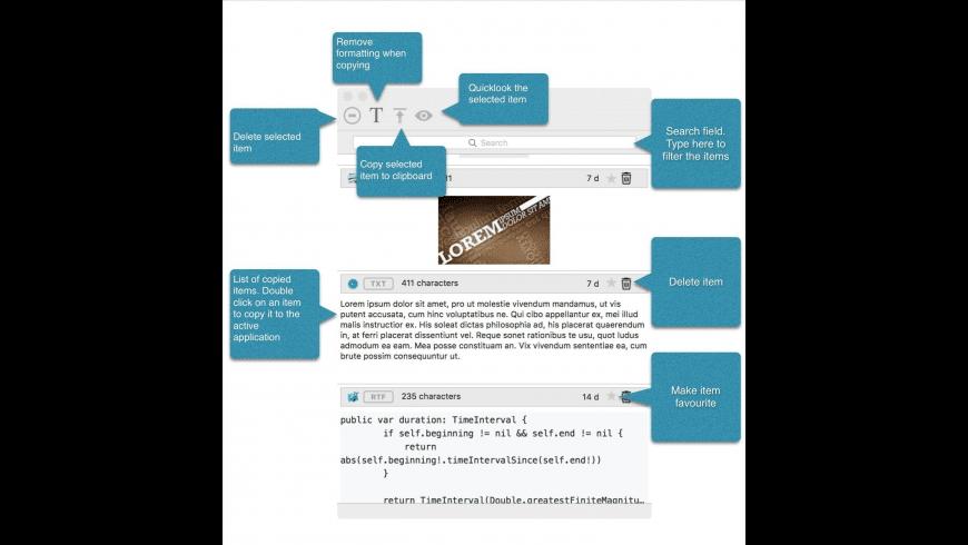 Copy n Go for Mac - review, screenshots