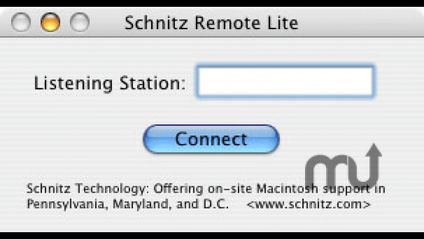 Schnitz Remote Lite for Mac - review, screenshots