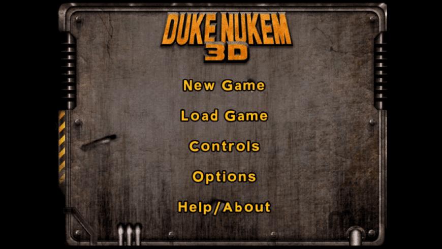 Duke Nukem 3D SE for Mac - review, screenshots
