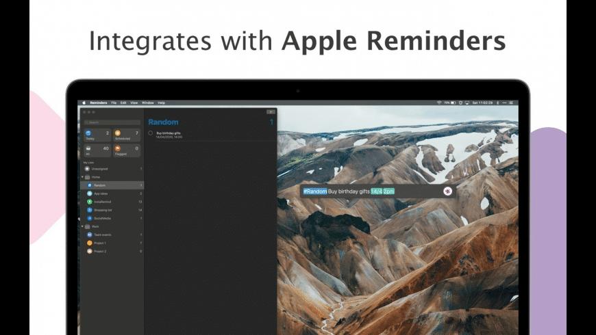 InstaRemind for Mac - review, screenshots