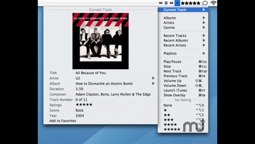 You Control: Tunes for Mac - review, screenshots