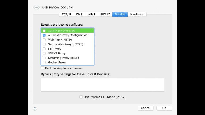 Shadowsocks for Mac - review, screenshots