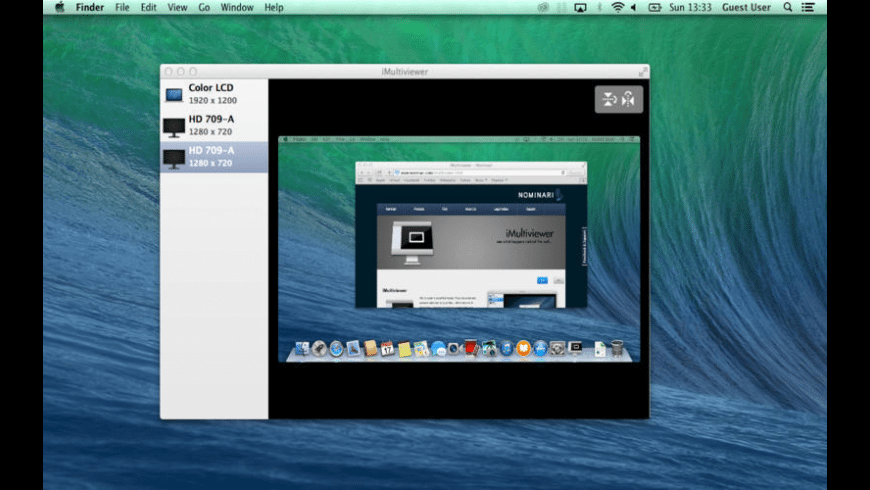 iMultiviewer for Mac - review, screenshots