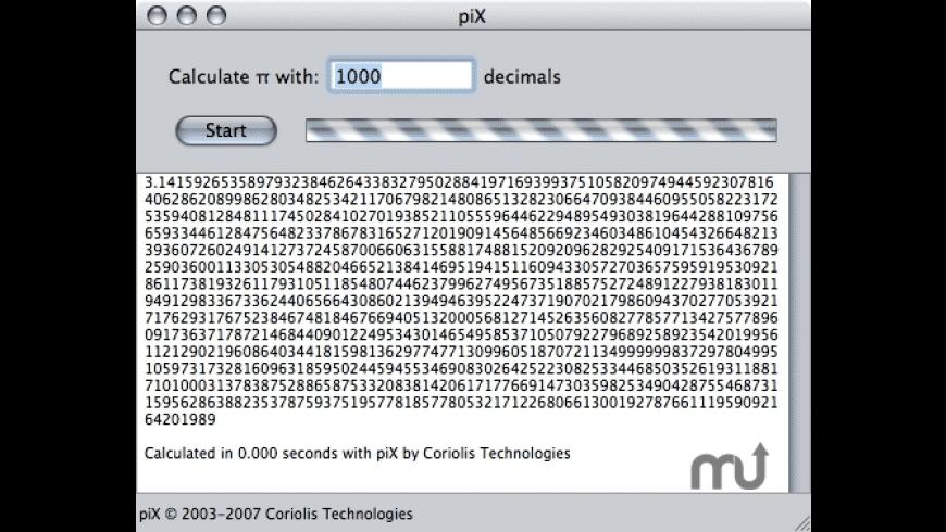 piX for Mac - review, screenshots