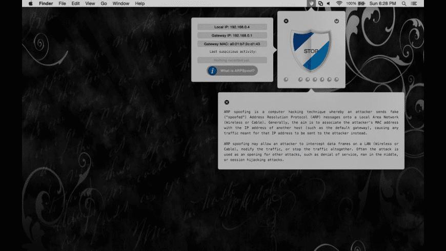 ArpGuard for Mac - review, screenshots