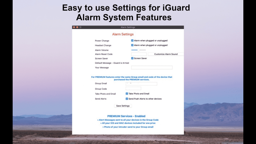 iGuard for Mac - review, screenshots