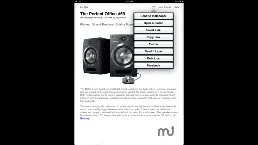 The Early Edition for Mac - review, screenshots