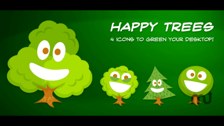 Happy Tree Icons for Mac - review, screenshots
