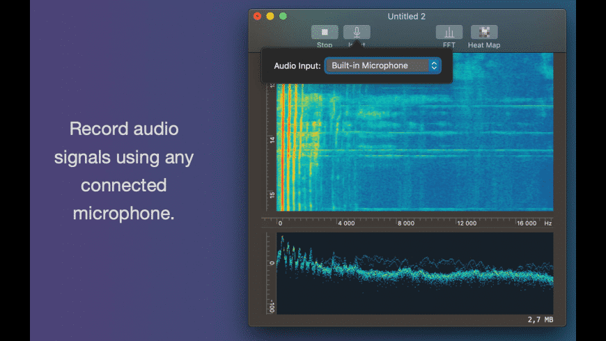 Signal Path for Mac - review, screenshots