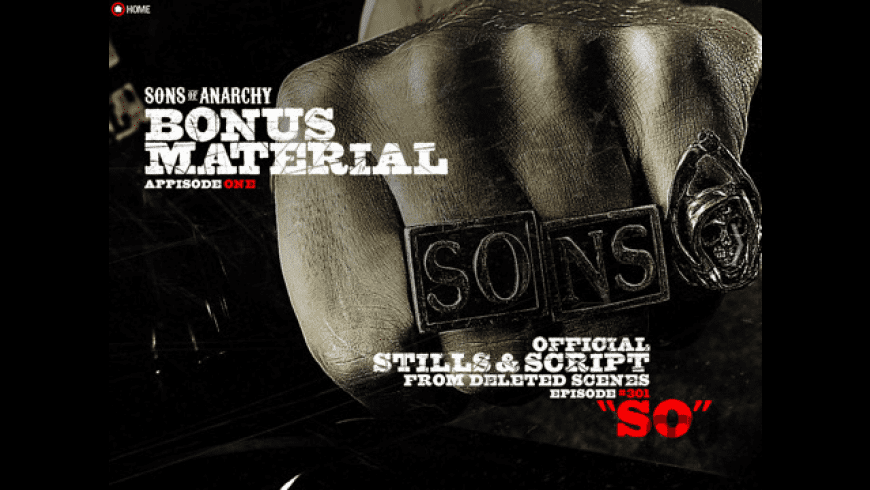 Sons of Anarchy for Mac - review, screenshots